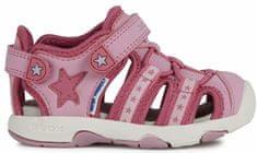 Geox dievčenské sandále MULTY B020DA_01550_C8N8F
