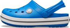 Crocs Crocband Clog K dječje papuče Bright Cobalt/Charcoal 204537-4JN