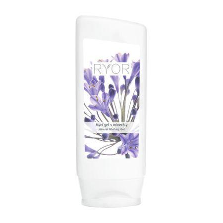 RYOR Mineralni umivalni gel za vse tipe kože 200 ml