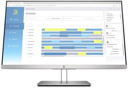 HP monitor EliteDisplay E273d (5WN63AA)