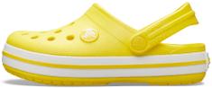 Crocs Buty Crocband Clog K Lemon 204537-7C1
