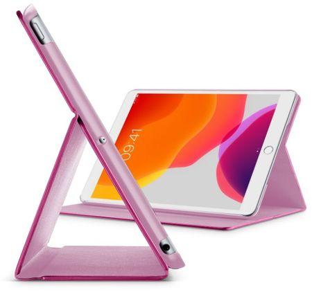 """CellularLine pokrowiec ze stojakiem FOLIO, Apple iPad Pro 10,2"""" (2019), różowy"""