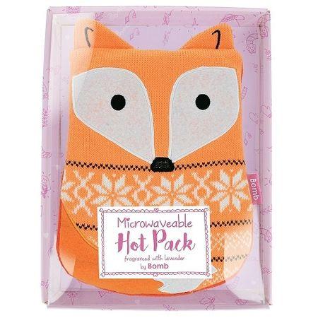 Bomb Cosmetics Freddie The Fox melegítő párna (Heating Pad)