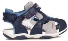 Geox chlapčenské sandále AGASIM B021AB_08515_C4250