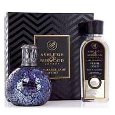 Ashleigh & Burwood Kicsi katalitikus lámpa, MINDEN HASZNÁLAT FRISSEN LINEN illatosítással, 250 ml