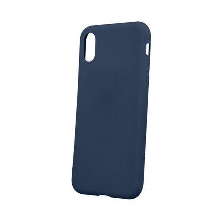 maska za Samsung Galaxy A50 A505, silikonska, mat plava