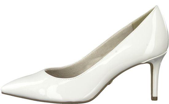 Tamaris dámske lodičky 22421 41 biele