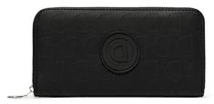Desigual dámska čierna peňaženka Lazarus Zip Around 20SAYP14