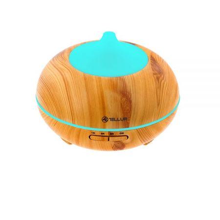 Tellur Wi-Fi pametni aroma difuzor, 300 ml, LED, rjav