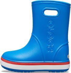 Crocs Crocband Rain Boot K Bright Cobalt/Flame 205827-4KD fantovski škornji