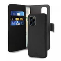 Puro Book C3 maskica za iPhone 11 Pro, 2 u 1, crna
