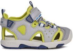 Geox sandały chłopięce MULTY B020FA_0FE14_C1172