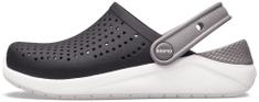 Crocs LiteRide Clog K Black/White 205964-066 dječje natikače