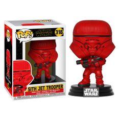Funko POP! Star Wars: The Rise of Skywalker figura, Sith Jet Trooper #318