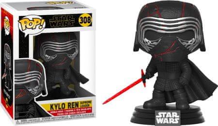 Funko POP! Star Wars: The Rise of Skywalker figura, Kylo Ren Supreme Leader #308
