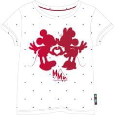 Disney dievčenské tričko Minnie