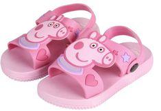 Disney dívčí sandály PEPPA PIG 2300004310