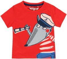 Boboli Chlapčenské tričko s krátkým rukávom