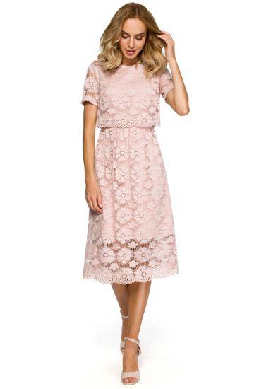 Moe Večerní šaty model 125345 Moe S