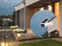3 - Tellur Wi-Fi pametna zunanja solarna kamera, 960p, bela