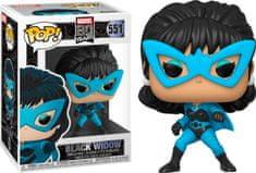 Funko POP! Marvel 80 Years figura, Black Widow (First Appearance) #551