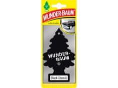 WUNDER-BAUM KO WB15100 Vonný stromeček Black Classic