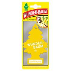 WUNDER-BAUM KO WB10600 Vonný stromeček Vanillaroma