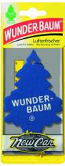 WUNDER-BAUM KO WB10400 Vonný stromeček New Car
