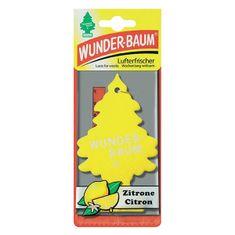 WUNDER-BAUM KO WB10900 Vonný stromeček Zitrone