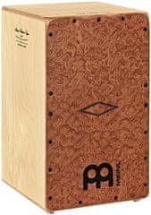 Meinl Artisan Edition Cajon Bulería Line Lava Burl Cajon