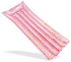 Intex bleščeča in roza blazina 58720