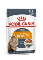 Royal Canin mokra karma dla kota Intense Beauty Gravy, 12x85 g