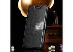 Symfony Pouzdro pro OUKITEL C11/Pro, flip černá