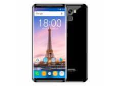 Oukitel K5000 černý 4/64GB, LTE, otisk, 5000mAh, záruka 25 měsíců a servis