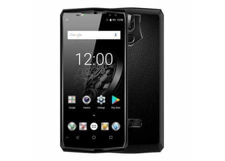 Oukitel K10 černý FHD+ 6/64GB LTE 8CORE 11000mAh, záruka 25 měsíců a servis