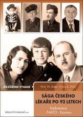 Rajko Doleček: Sága českého lékaře po 92 letech - Srebrenice - NATO - Kosovo