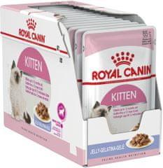 Royal Canin vrećica za mačke Kitten Instinctive Jelly, 12x85 g