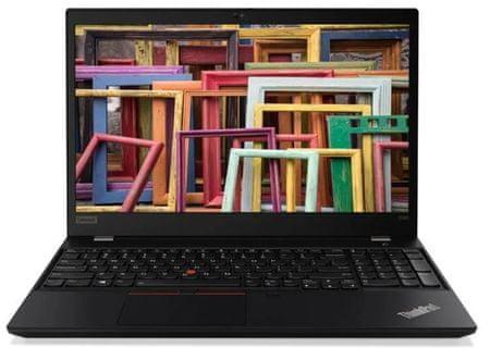 Lenovo ThinkPad T590 i7-8565U 8/256 FHD W10P prenosnik (20N4000FSC)