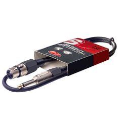 Stagg Mikrofónny kábel , Dĺžka 1 m