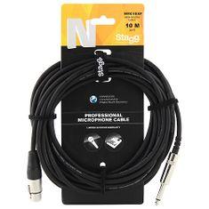 Stagg Mikrofónny kábel , Dĺžka 10 m