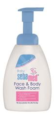 Sebamed Detská umývacia pena na tvár a telo 400ml