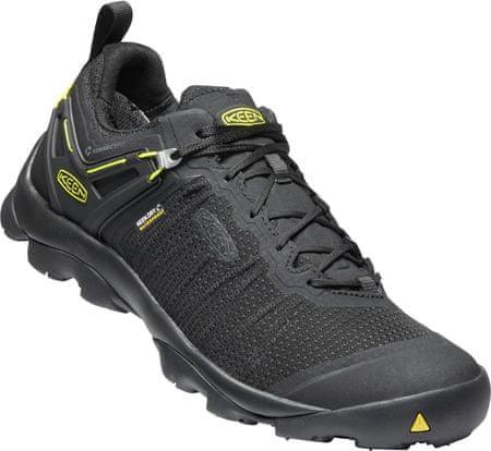 KEEN moški treking čevlji Venture WP (10005918KEN.01), 41, črni