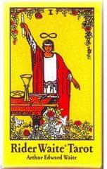 Arthur Edward Waite: Rider Waite Tarot - 78 karet a návod