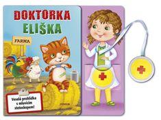 Doktorka Eliška - Veselá prohlídka s mluvícím stetoskopem