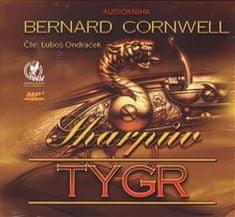 Bernard Cornwell: Sharpův tygr