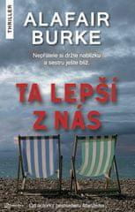 Alafair Burke: Ta lepší z nás