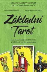 Renata Petříčková: Základní Tarot - Nejlepší Tarotový komplet pro začínající vykladače, 78 karet