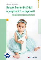 Barbora Červenková: Rozvoj komunikačních a jazykových schopností - u dětí od narození do tří let věku