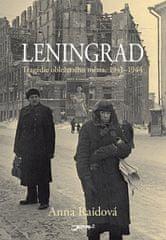 Anna Reidová: Leningrad
