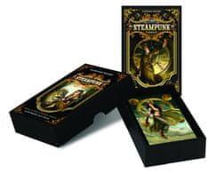 Aly Fell: Steampunk tarot - kniha a 78 karet